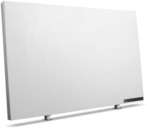 desk radiant heater qmark 202sl radiant in desk panel heaters