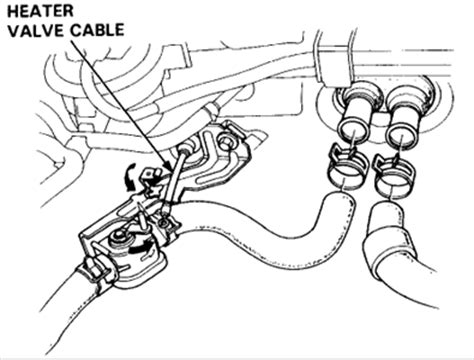 honda accord   heater hose diagram fixya