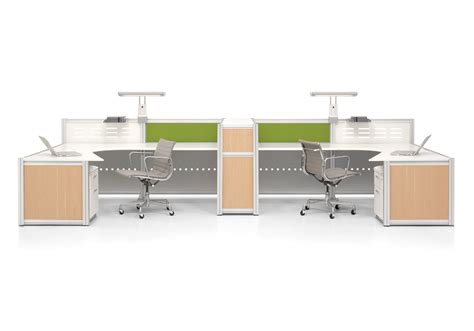 modular office furniture layout
