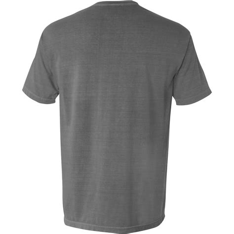 comfort colors grey comfort colors 6030 garment dyed heavyweight ringspun