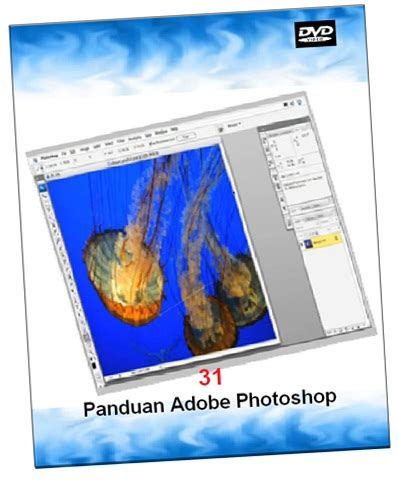 tutorial adobe photoshop cs5 dalam bahasa indonesia cd tutorial interaktif komputer desain grafis video