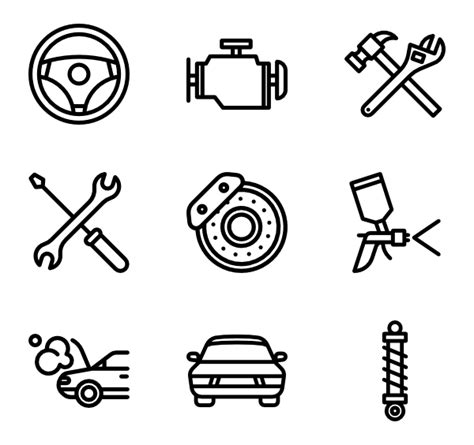 3d Home Interior Design Tool Online 48 garage icon packs vector icon packs svg psd png