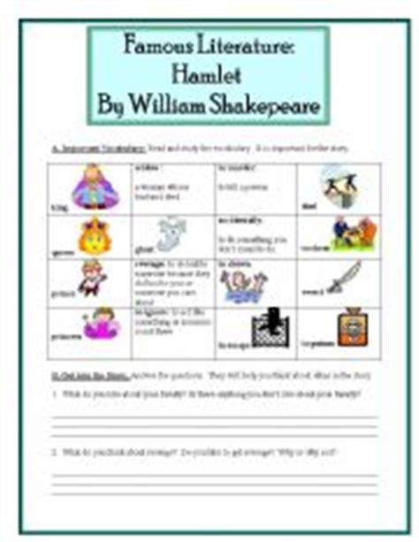 Hamlet Worksheets by Pictures Hamlet Worksheets Getadating