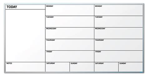 weekly calendar planner online template for teachers students kids