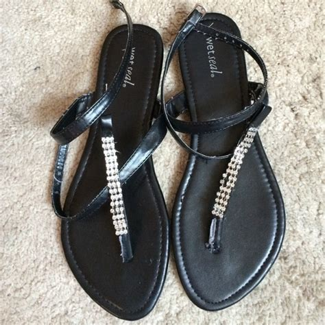 seal sandals 40 seal shoes brand new seal sandals nwot