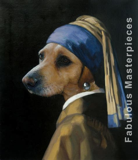 dogs with earrings dogs in dogs in costume poncelet style portraits fabulous