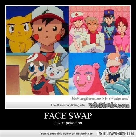 Face Switch Meme - face swap by pokefan117 on deviantart