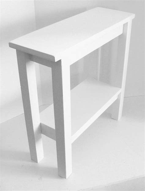 narrow sofa side table best 25 narrow side table ideas on pinterest narrow