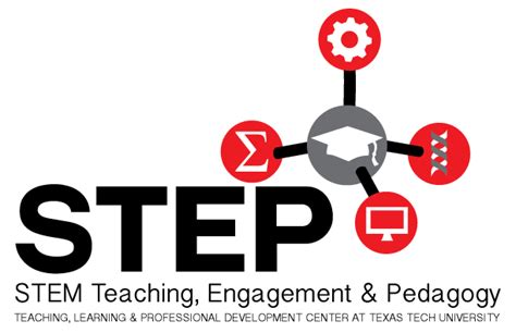 Stem Mba Ttu Application by Stem Teaching Engagement Pedagogy Step Program