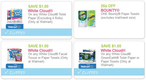 white cloud diaper printable coupons high value white cloud coupons walmart deals