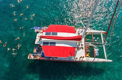 best catamaran cruise santorini the 10 best things to do in santorini 2018 with photos