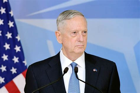 james mattis syria pentagon chief readies afghanistan proposals for trump
