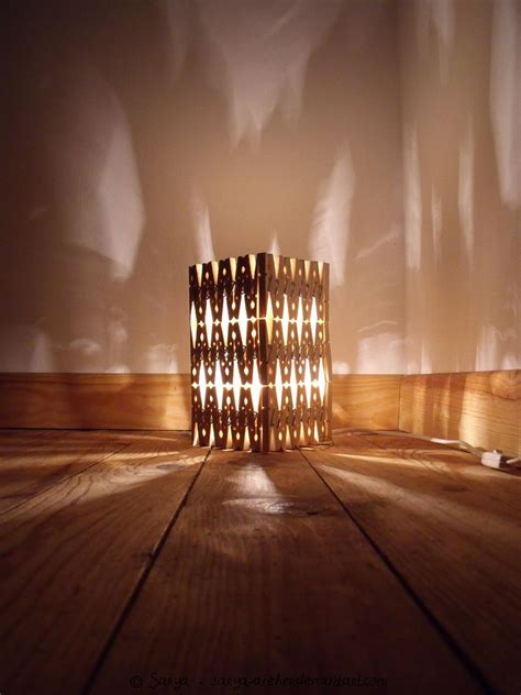 clothespins light by sarya atelier on deviantart