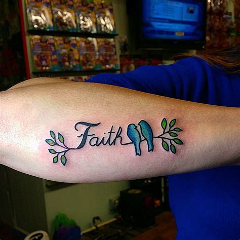 30 amazing faith love hope tattoo designs amp meanings 2018