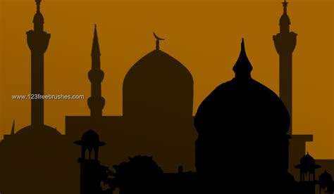 design masjid photoshop mosque load photoshop brushes 123freebrushes
