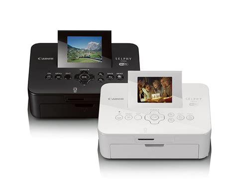 portable color printer canon selphy cp910 black portable wireless