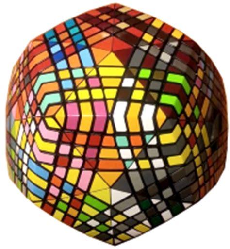 flower pattern on megaminx twisty puzzle patterns ruwix