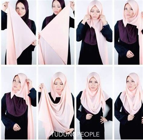 tutorial pashmina ala turki 26 best images about tudung on pinterest wide headband