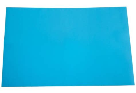 Ateco Silicone Mat by Ateco 24 By 36 Inch Silicone Blue Mat