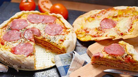 Pizza Kuchen Rezepte Chefkoch De