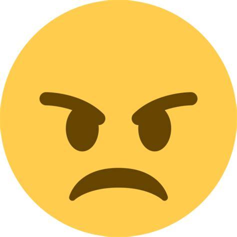 imagenes en png de emojis rosto zangado emoji