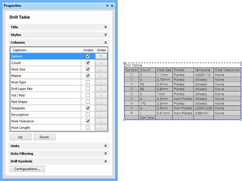 Pcb Draftsman 日本語ドキュメント The Altium Wiki Drafting Table Wiki