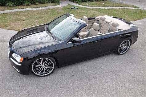 chrysler 300 convertible conversion convertible 2012 charger and chrysler 300 amcarguide