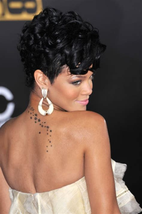 rihanna back tattoo tattoos rihanna quot for someone who likes