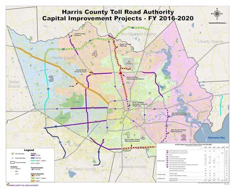 texas tollway authority map tolls increasing along with construction houston chronicle