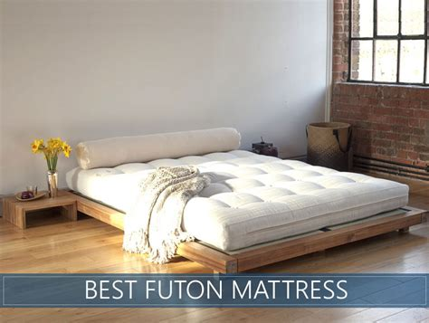 best rated futon mattress our 5 best futon mattresses reviewed in 2018 the most
