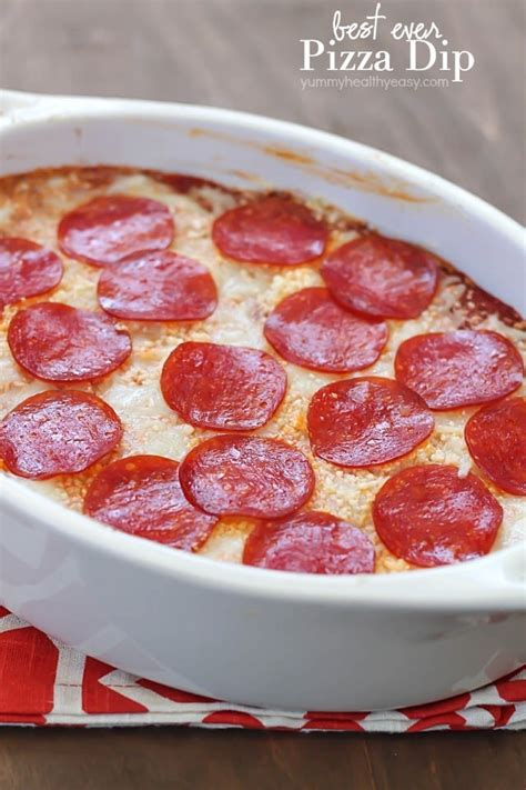 libro pizza kittens best ever cheesy pizza dip yummy healthy easy