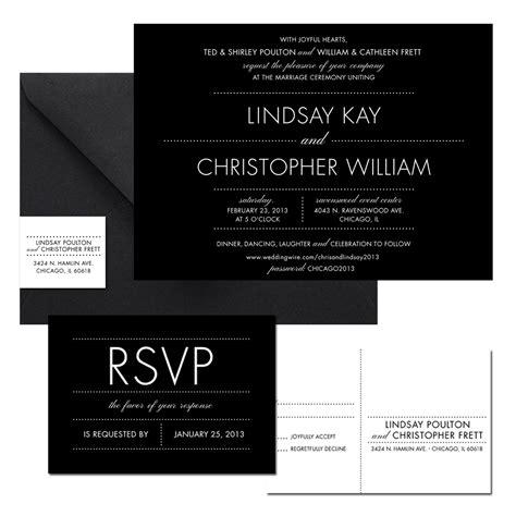 contemporary wedding invitations uk free classic wedding invitation set on luxury card
