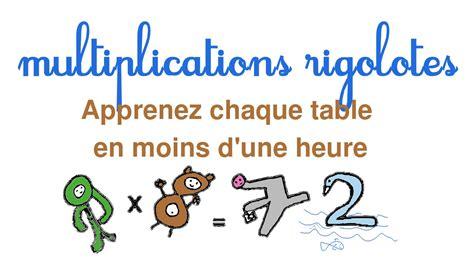 comment t 233 l 233 charger une vid 233 o facebook blog du mod 233 rateur apprendre ses table de multiplication 28 images