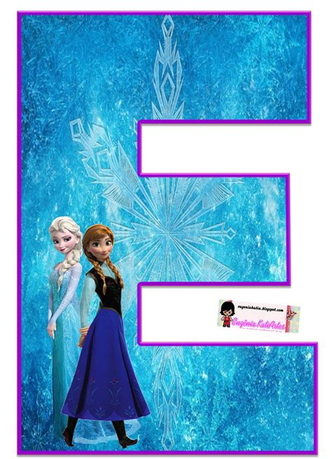 4 Letter Words From Frozen alfabeto frozen 1 elsa frozen and frozen