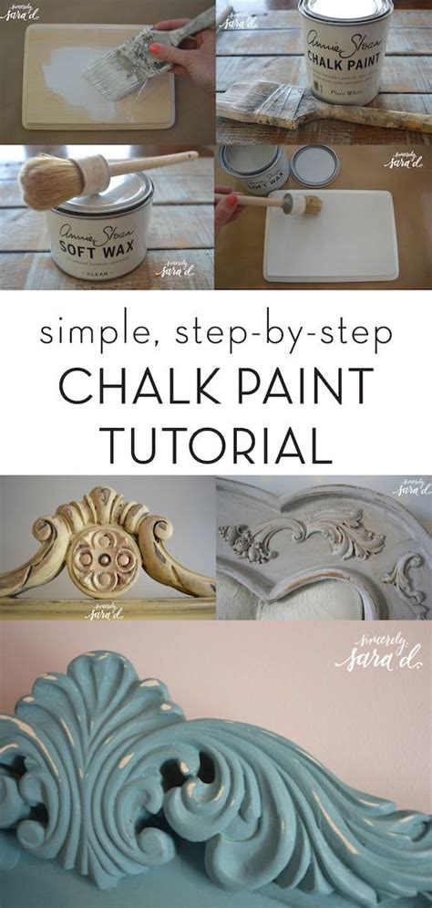Chalk Paint Tutorial Paint And Tutorials On