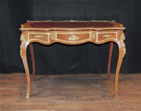 antique french writing desk french empire desk writing bureau plat antique