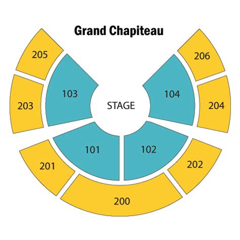 kurios san francisco seat map cirque du soleil totem december 18 tickets san