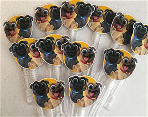 puppy pals decorations puppy pals cupcake toppers inspired