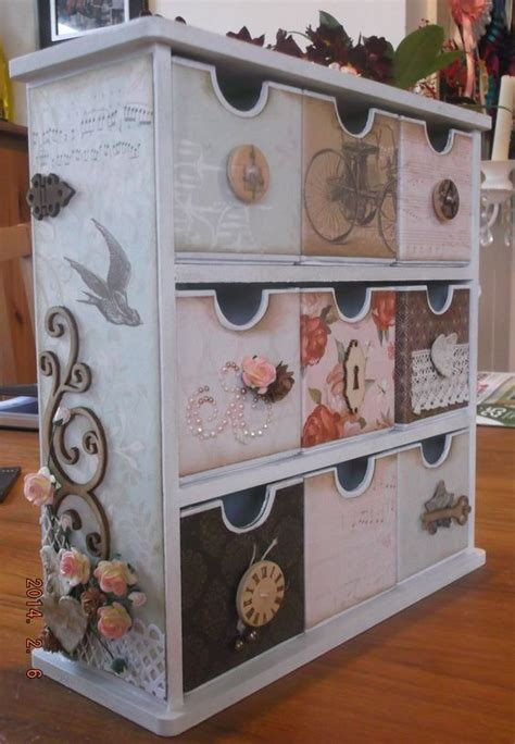Kaisercraft Drawers by Drawers On