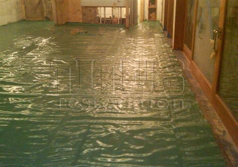 Concrete Floor Covering How To Protect Concrete That Is Going To Be Polished Titus Restoration