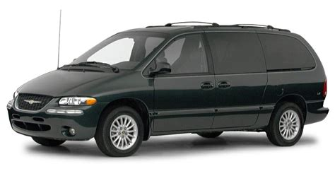 2000 chrysler town country information