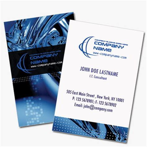 computer business cards templates free 30 elegantly designed free business card templates