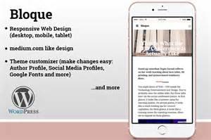 blog theme like medium bloque medium like wordpress theme wordpress blog