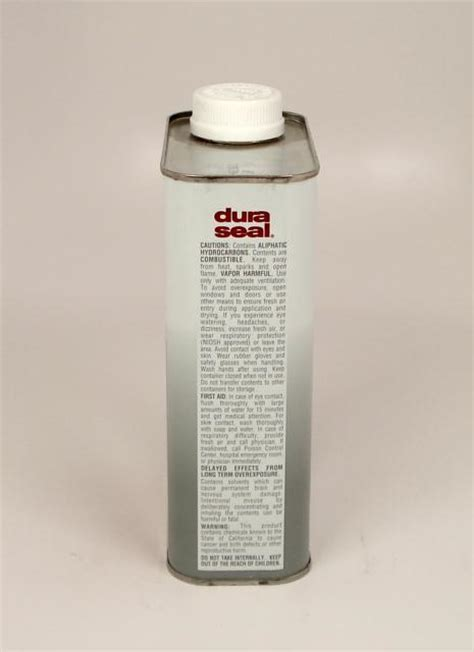 Dura Seal Quick Coat Penetrating Finish 171 Dark Walnut