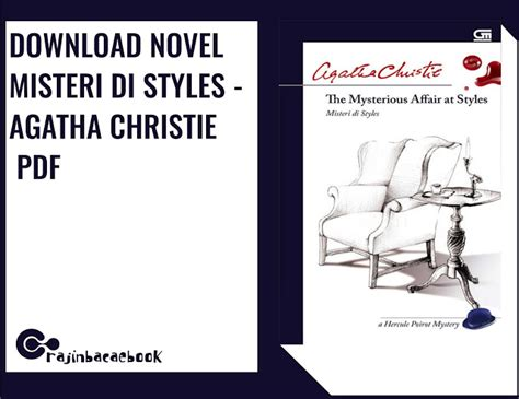 Misteri Sittaford Novel Agatha Christie ebook gratis agatha christie misteri di styles pdf penggiat ebook