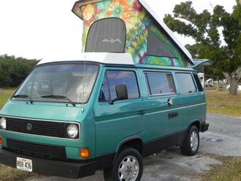 sell used 1984 vw westfalia full cer in jupiter florida united states for us 14 000 00