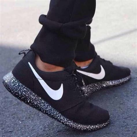 roches shoes shoes black and white oreo roches wheretoget