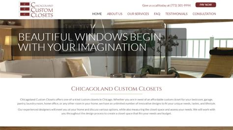 chicagoland custom closets web312 comweb312