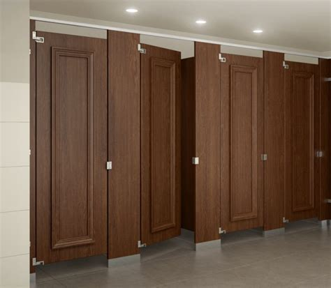 bathroom partitions commercial ironwood manufacturing toilet compartments restroom partitions laac downtown