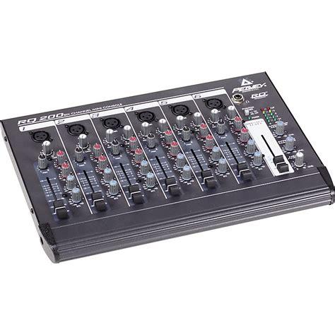 Mixer 6 Chanel Murah peavey xr 600 mixer seterms